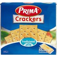 Crackers Tradicional Prima 500gr - 42653