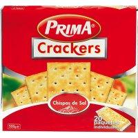 Crackers Amb Xispes De Sal Prima 500gr - 42654