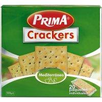 Crackers Mediterrani Prima 500gr - 42656