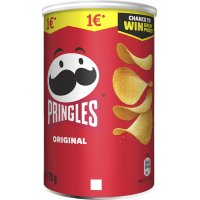 Pringles Original 12x70gr - 42736