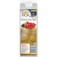Coulis Frutos Rojos Carte D'or 1kg - 42738