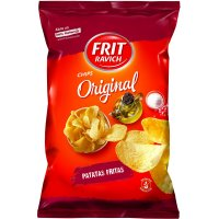 Patates Chips Bosses 40gr Frit Ravich - 42762