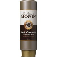 Salsa De Chocolate Negro Monin 500ml - 42767