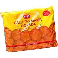 Galetes Maria Daurada Vivó 200gr Pack-4 (10 U) - 42793