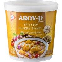Pasta De Curry Groga Aroy-d 400gr - 42802