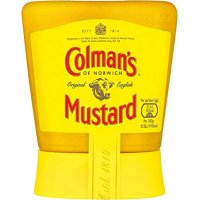 Mostaza Inglesa Colman's 150gr Pet Dosif - 42825