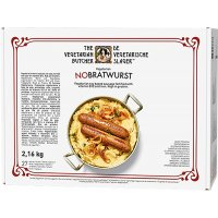 Bratwurs Vegano The Vegetarian Butcher 27ux80gr - 42933