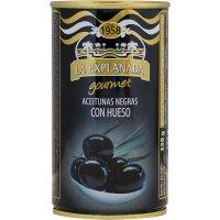 Aceituna Negra C/h Explanada 200 Gr. - 42938