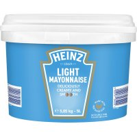 Mayonesa Heinz Light 5lt - 42942