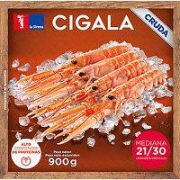 Cigala Mediana 21/30 Pzas.c/900g.nº3 - 43043