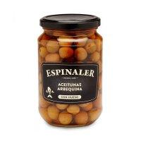 Aceitunas Arbequinas T-390gr Espinaler - 43254