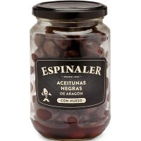 Aceitunas Negras Aragon T360gr Espinaler - 43255
