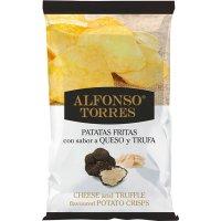 Patata Frita Trufa Y Queso Alfonso Torres 120gr - 43288