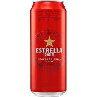 Estrella Damm Llauna 50cl - 43313