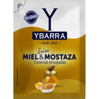 Salsa Miel Mostaza Ybarra 40ml 80uds - 43335