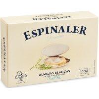 Almejas Blancas 10/12 Ol-120 Espinaler Prem - 43360