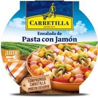 Amanida De Pasta Amb Pernil 240gr Carretilla - 43366
