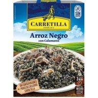 Arroz Negro Con Calamares 300gr Carretilla - 43377