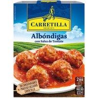 Albondigas Salsa Tomate 300gr Carretilla - 43387