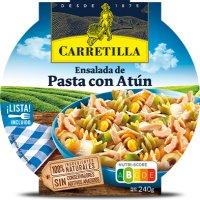 Amanida De Pasta Amb Tonyina 240gr Carretilla - 43391