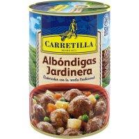 Albondigas En Salsa 415gr Lata Carretilla(12u) - 43399