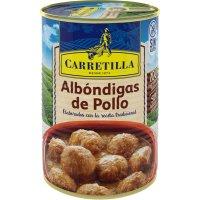 Albondigas De Pollo 415gr Lata Carretilla(12u) - 43400