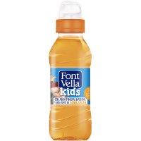 Font Vella Kids 25cl Naranja Pet Pack-4 - 4594