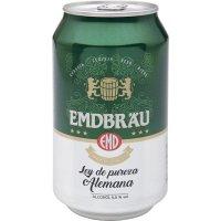 Cerveza Emdbrau Lata 33 Cl (12u) - 4615