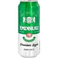 Cerveza Emdbrau Lata 50 Cl (12u) - 4616