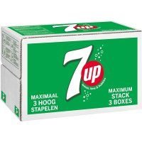 Seven-up 10lt Bag In Box - 478