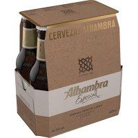 Alhambra Especial 1/4 Pack-6 Sr - 4783