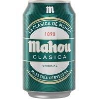 Mahou Clasica Lata - 480