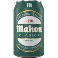 Mahou Clasica Lata 33cl - 480