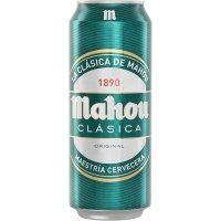 Mahou Clàssica Llauna 50cl - 483