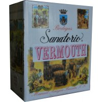 Vermouth Aragon Baizan Box 3lt - 4945