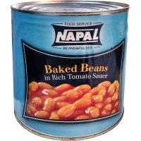 Alubias Baked Beans En Salsa Tomate Unfasa 3kg - 5024