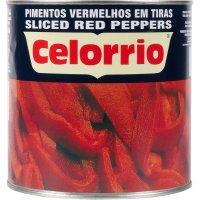 Pimiento Rojo Tiras Celorrio 3kg - 5054