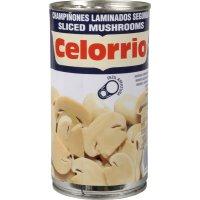 Champiñon Laminado Celorrio 1/2kg Lata - 5060