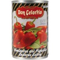 Pebrot Piquillo Extra Celorrio 1/2kg Llauna - 5063