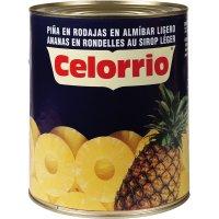 Piña En Su Jugo Celorrio 50/60 3kg Lata A-10 - 5065