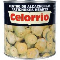 Alcachofa Corazones Entera Celorrio 3kg 30/40 - 5073