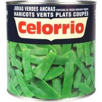 Judias Verdes Anchas Celorrio 3kg - 5111
