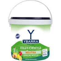 Mayonesa Neutra Ybarra Cubo 3,6kg - 5114