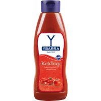Ketchup Ybarra 1lt Pet - 5120