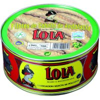Filetes De Caballa Lola Ro1150 - 5140