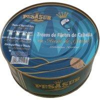 Caballa Trozos Pesasur R1000 - 5155