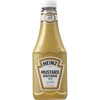 Mostaza Heinz 875ml Plastico - 5191