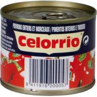 Pimiento Entero Extra Celorrio Lata 1/4kg - 5209