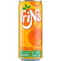 Trina Llauna Taronja 33cl - 521