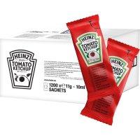 Ketchup Heinz Monodosis 10ml 1200 Sobres (1 U) - 5212